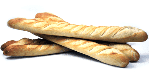 French and italian bread
