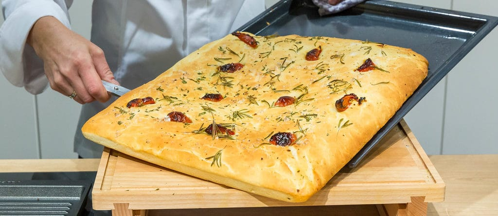 traditional foccacia
